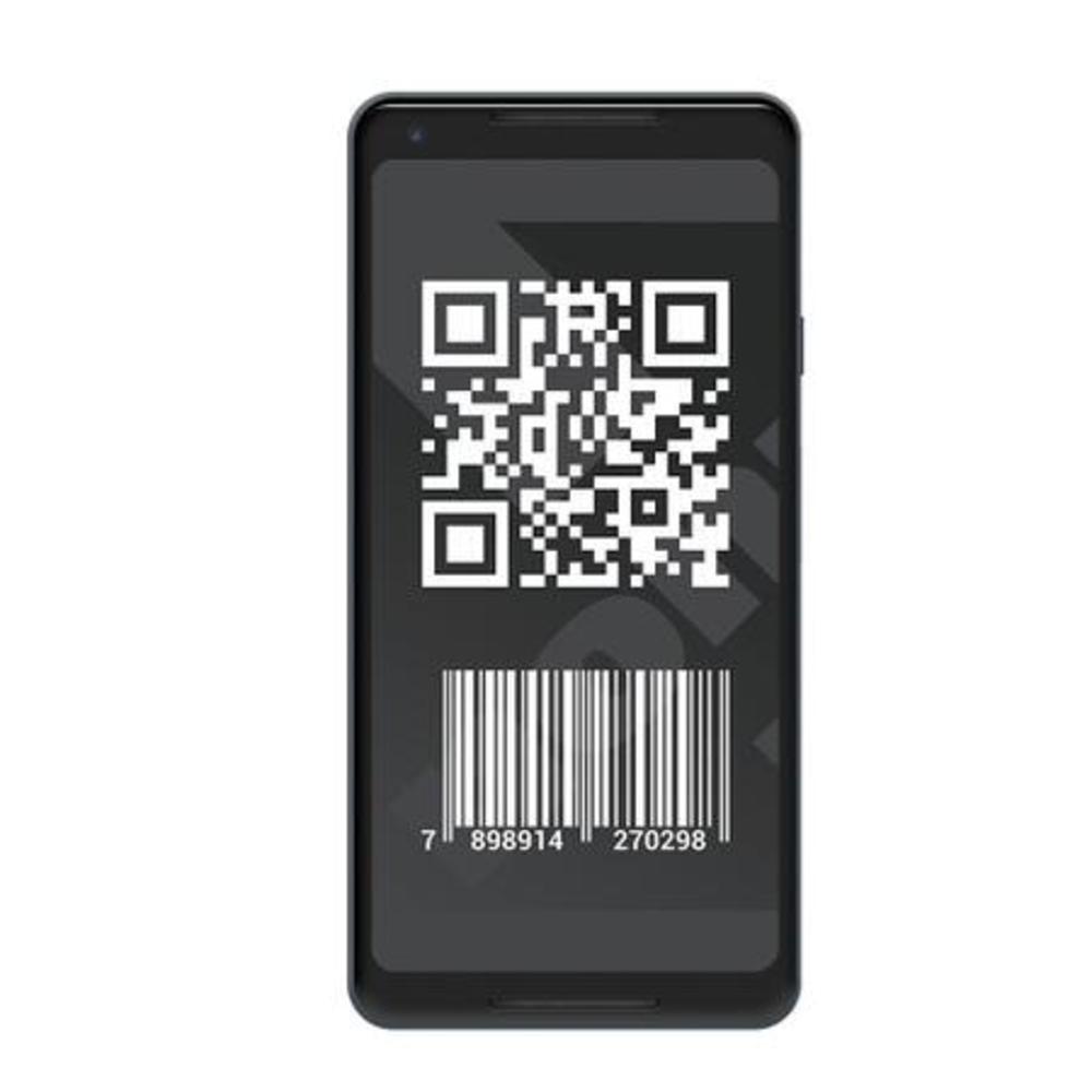 Leitor de Código de Barras QR Code 302D - Nonus