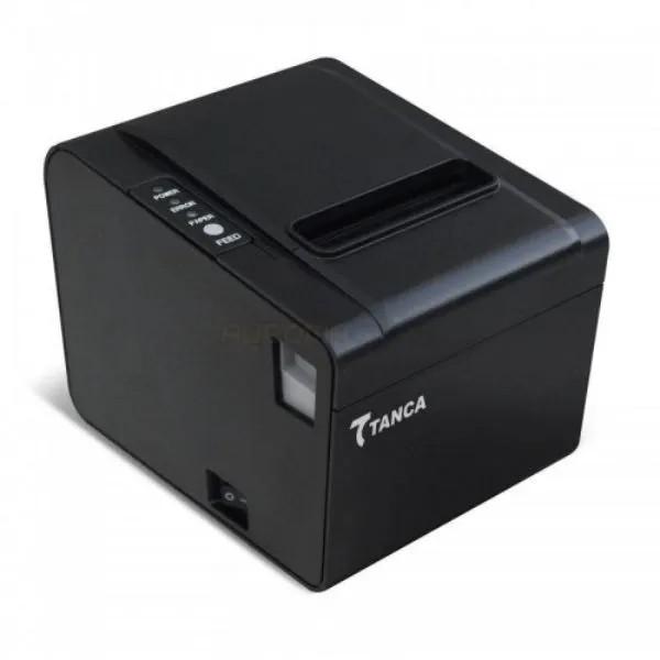 Mini Impressora Térmica de Recibos TP-650 - Tanca
