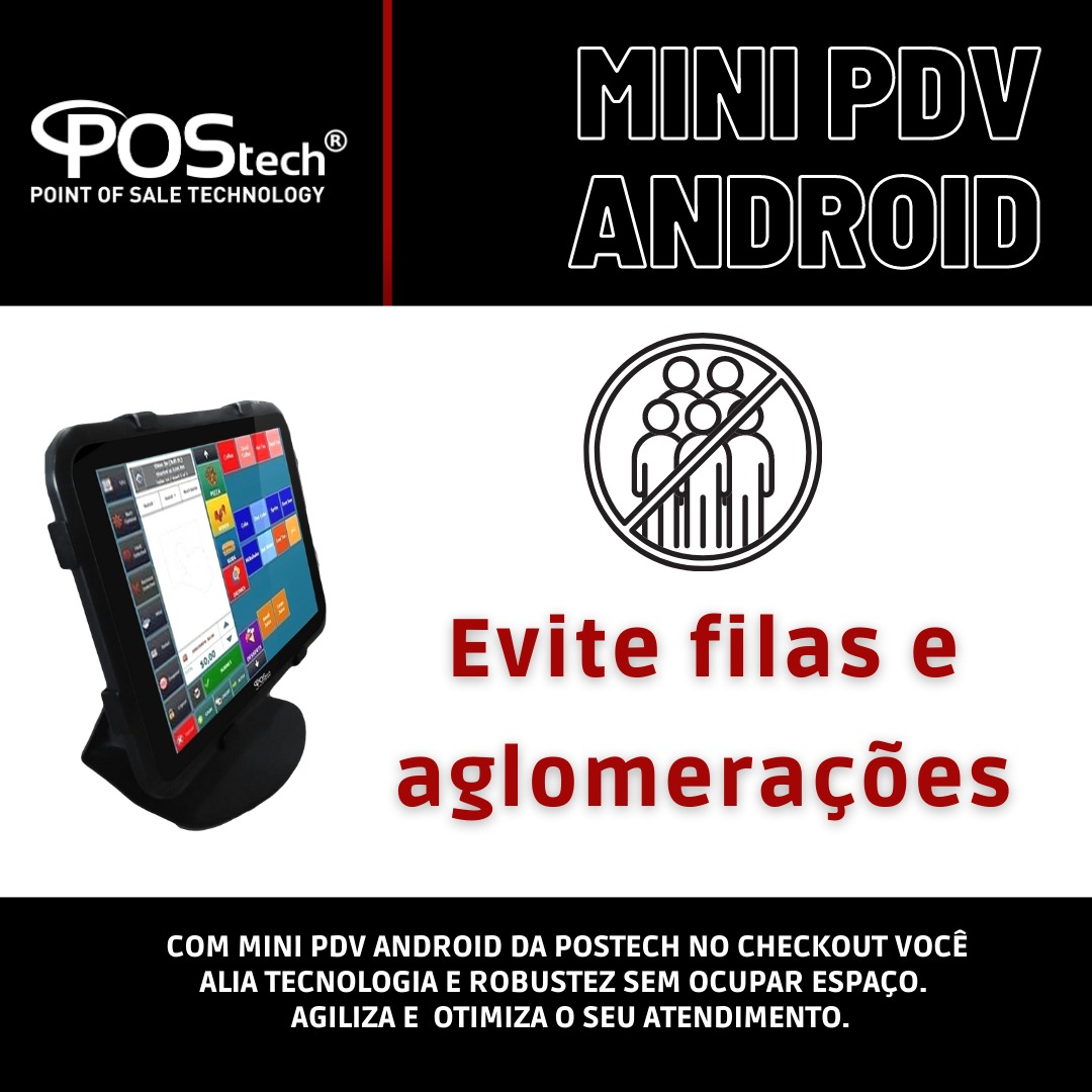 Mini PDV Android Tablet 10.1 -Postech