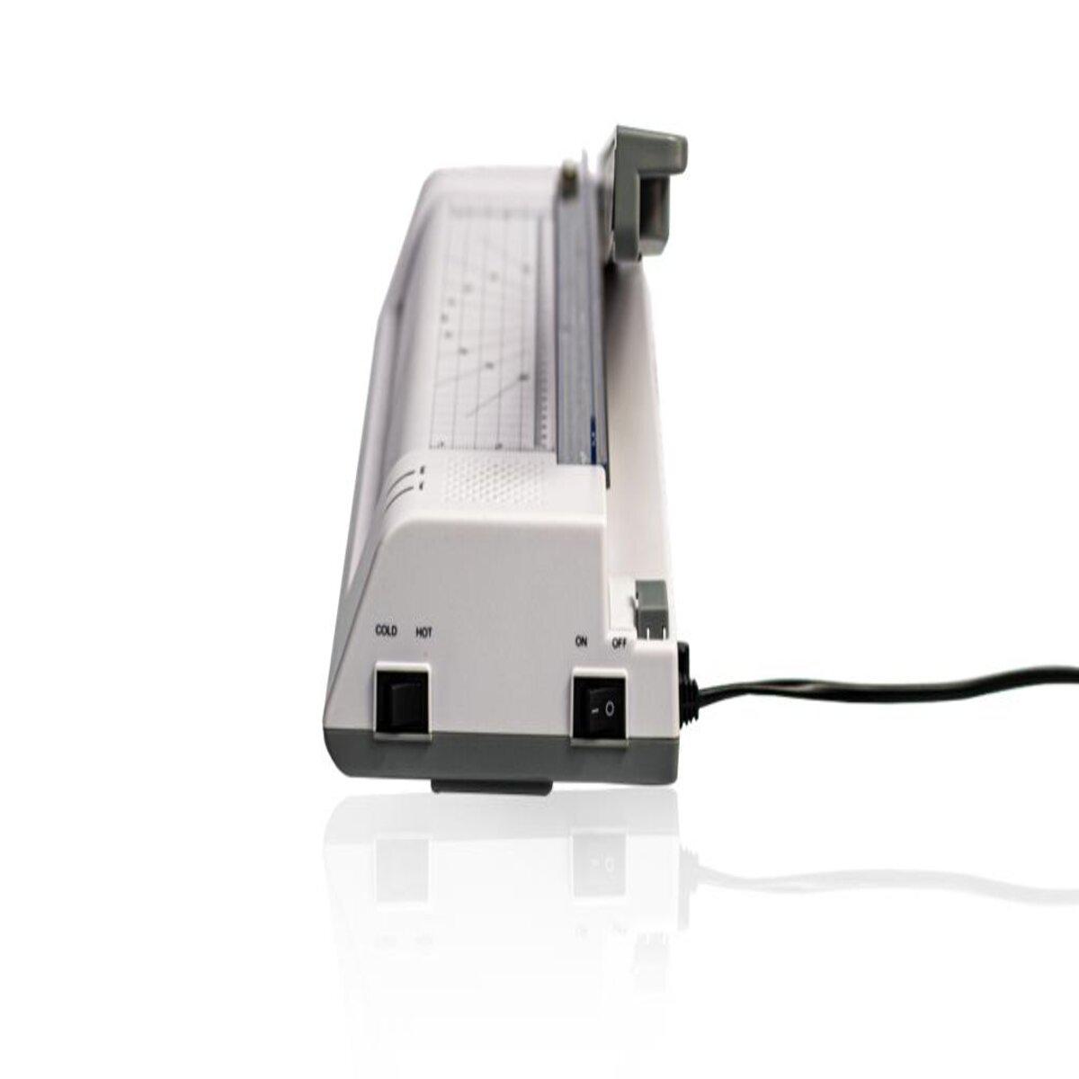 Plastificadora de documentos A3 A4 Ofício PLM 33 - X3 220v