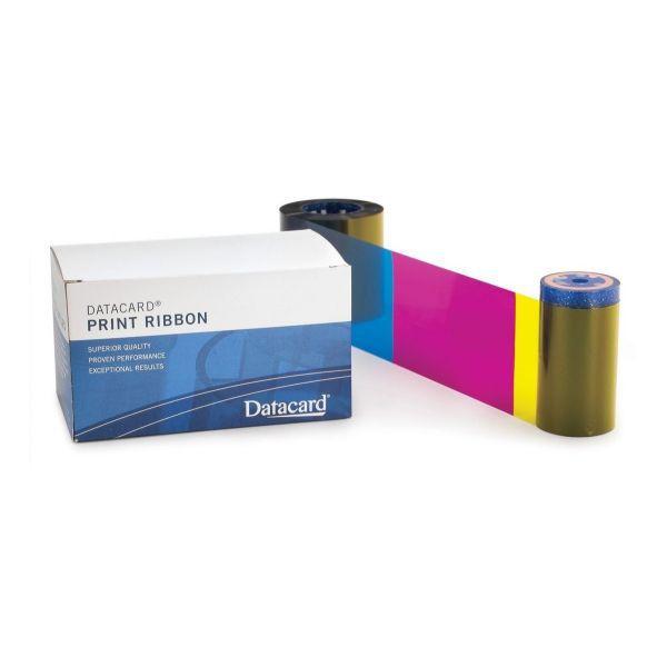 Ribbon Colorido Regionalizado Datacard YMCKT SD260/SD360/SD460