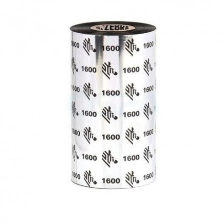Ribbon de Cera Zebra 110mm x 450m