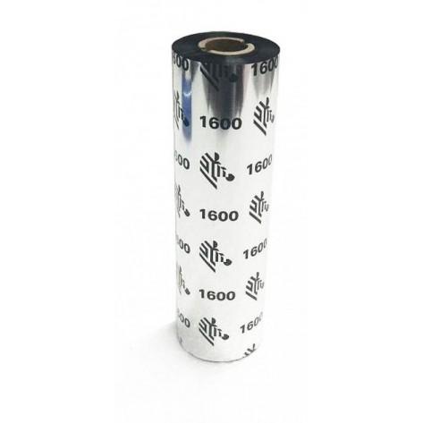 Ribbon de Cera Zebra 110mm x 74m
