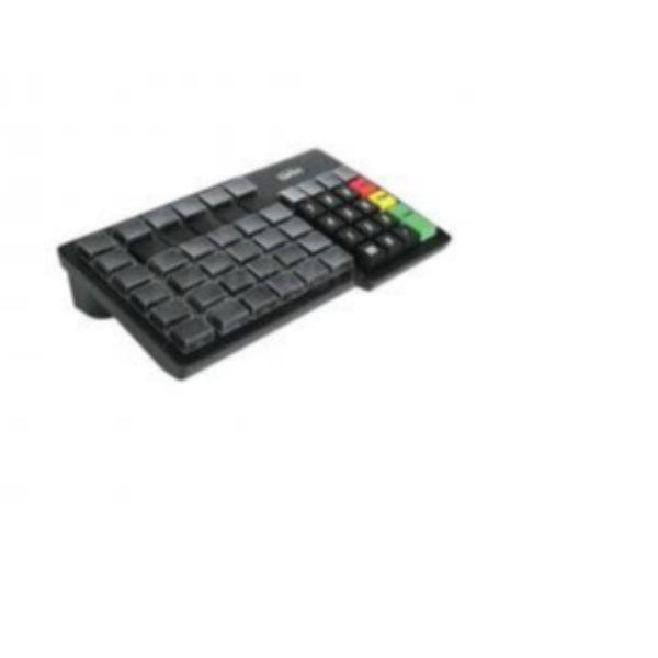Teclado PDV Gertec TEC 55 Teclas - PS2