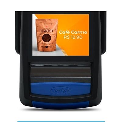 Terminal de Consulta Gertec Busca Preço G2 Eth/Wifi