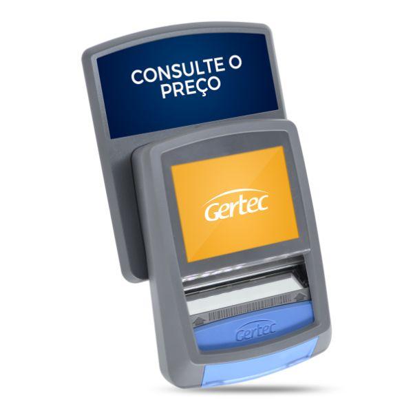 Terminal de Consulta Gertec Busca Preço G2 Ethernet