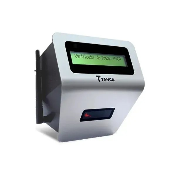 Terminal de Consulta Tanca VP-240 Ethernet