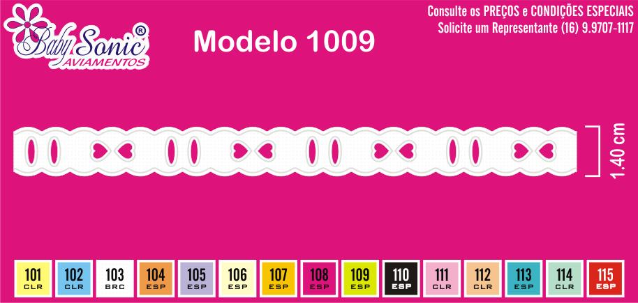 1009 Passa Fita 1,4cm X 10m
