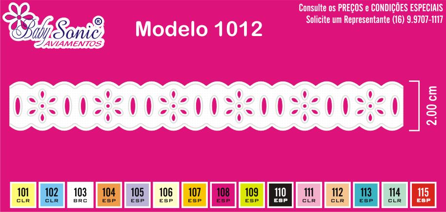 1012 Passa Fita 2cm X 10m