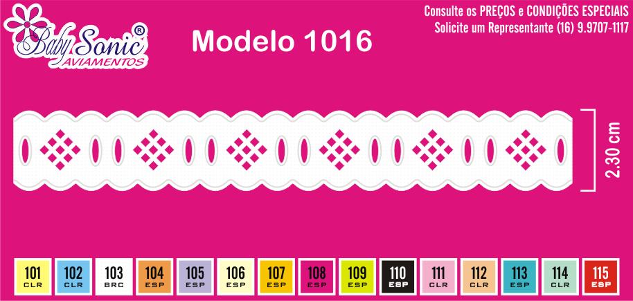 1016 Passa Fita 2,3cm X 10m