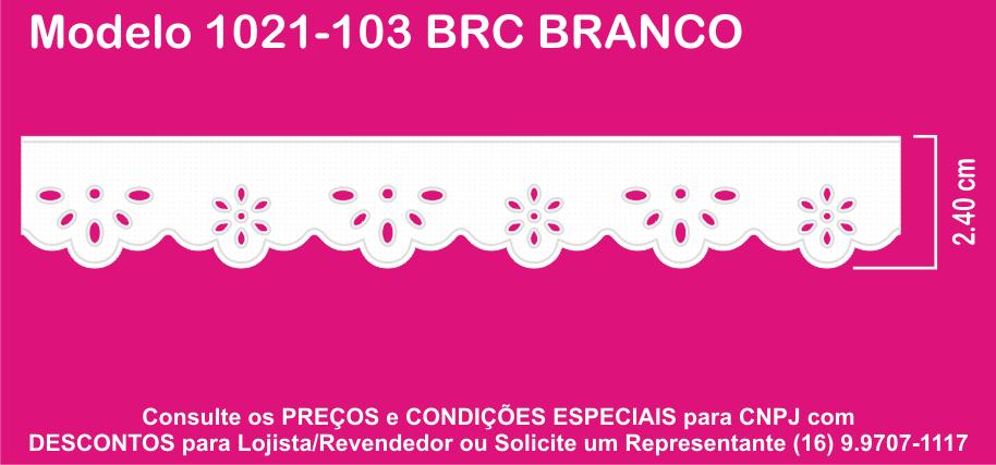 1021 Bordado Inglês 2,4cm X 10m