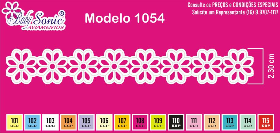 1054 Aplic Entremeio 2,3cm X 10m