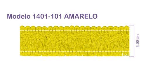 1401 Franja Marabu 4cm X 10m  - Baby Sonic Aviamentos