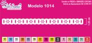1014 Passa Fita 1,2cm X 10m