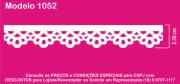 1052 PAB Bordado Sonic 2,30cm X 10m