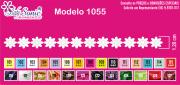1055 Aplic Entremeio 1,2cm X 75unid