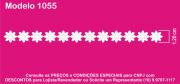1055 PAB Aplicação Sonic 1,20cm X 75unid