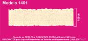 1401 FRJ Franja Marabu 4,00cm X 10m