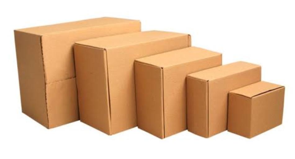 Caixas de Papelão - Tamanhos Personalizados  - Baby Sonic Aviamentos
