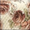 1500 Estampado Floral Tabaco