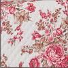 3204 Estampado Bouquet Rose