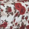 3041 Denver Floral Vermelho
