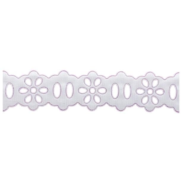Passa Fita 2,3cm X 10m Branco 1022-103