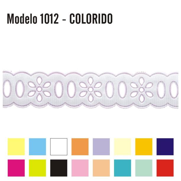 Passa Fita 2cm X 10m 1012 Colorido