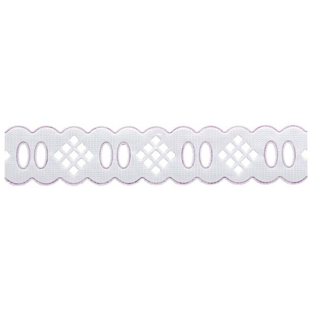 Passa Fita 2cm X 10m 1015-103 Branco