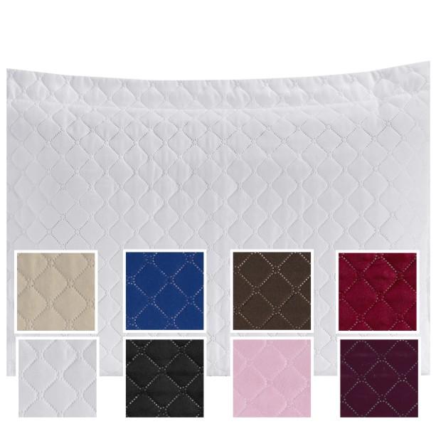 Porta Travesseiro Requinte Liso 01 Peça