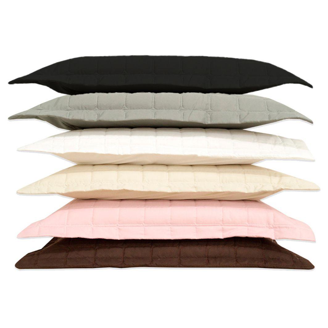 Porta Travesseiro Soft Matelado 01 Peça
