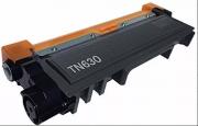 Toner compatível com BROTHER TN630 HL-L2320D HL-L2340DW HL-L2305W 2.600 Páginas - Cartucho & Cia