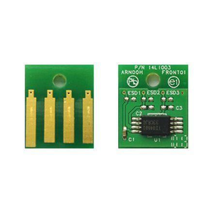 Chip para Lexmark [24F0009] MS317 MS417 MS517 MS617 20.000 Páginas - Cartucho & Cia