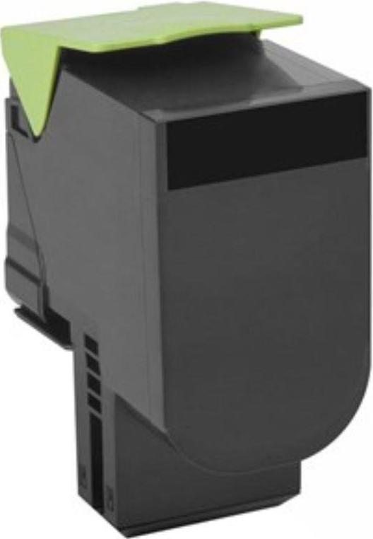 Kit 3 Toner compatíveis com toner Lexmark [71B40K0] CX417DE CS417DN CX417 CS417 417DE 417DN Ciano, Magenta e Black 2.300 Páginas - Cartucho & Cia