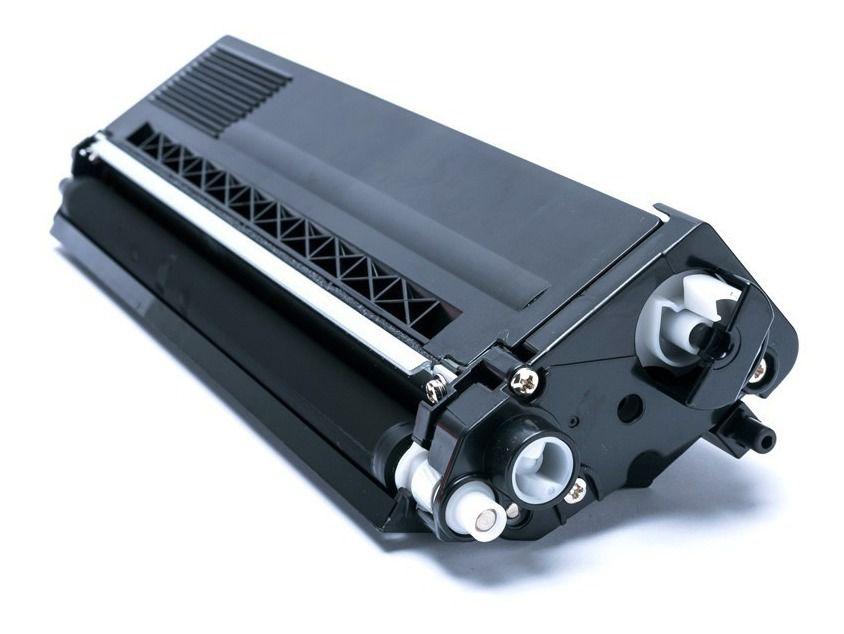TONER COMPATÍVEL TN-316BK TN316 COM BROTHER PRETO HL-L8350CDW DCP-L8400CDN L8600CDW Black 4.000 Páginas - Cartucho & Cia