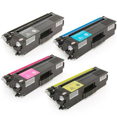 TONER COMPATÍVEL COM TONER BROTHER [TN310 TN310Y] MFC9460CDN HL4150CDN HL4570CDW Yellow 1.500 Páginas - Cartucho & Cia