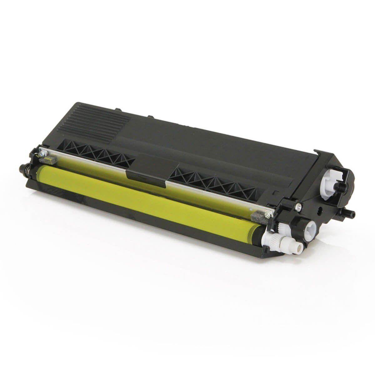 TONER COMPATÍVEL TN-316Y TN316 COM BROTHER DCP-L8400CDN HL-L8350CDW L8600CDW BESTCHOICE Yellow 3.500 Páginas - Cartucho & Cia