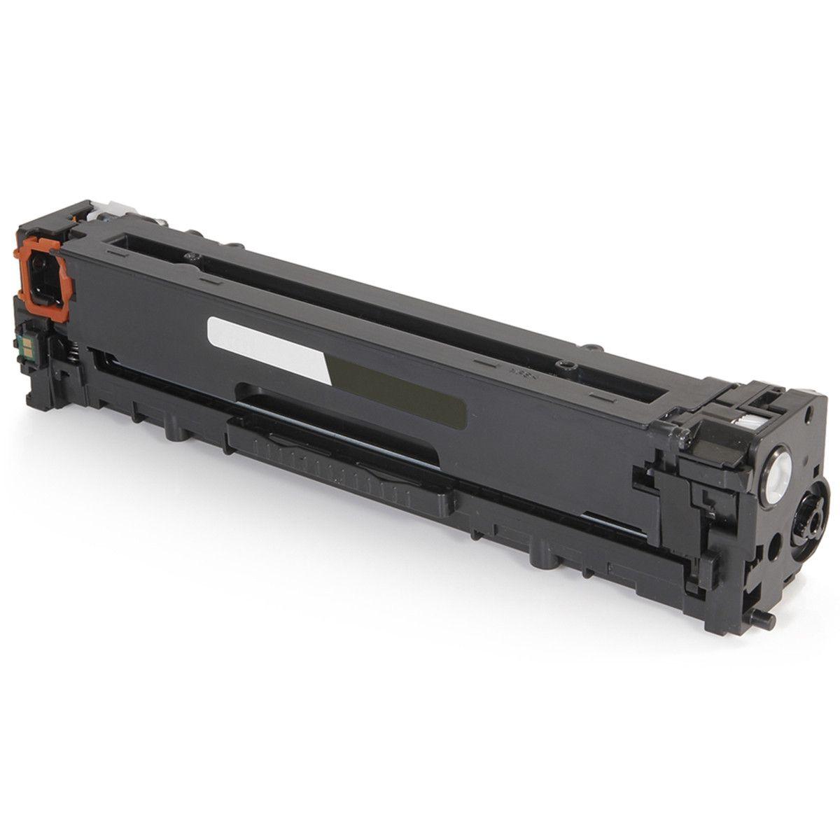 TONER COMPATÍVEL COM HP CB540A CB540AB 125A CP1215 CP1510 CP1515 CP1518 CM1312 Black Cartucho & Cia