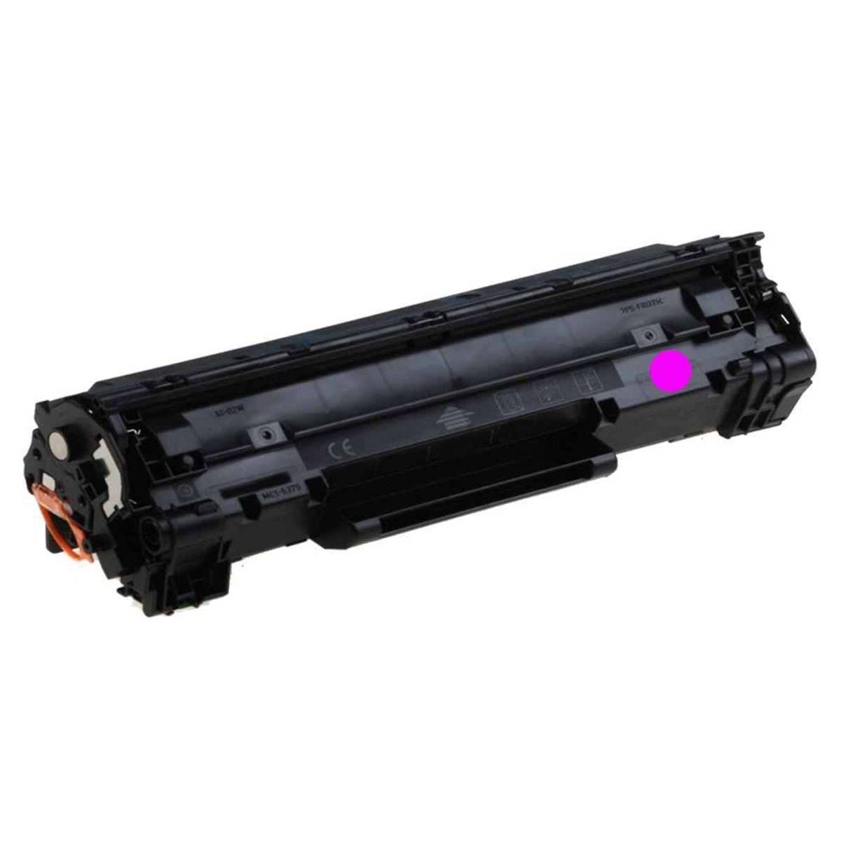 TONER COMPATÍVEL COM HP CF403A CF403AB 201A M252DW M277DW M252 M277 Magenta 1.400 Páginas - Cartucho & Cia