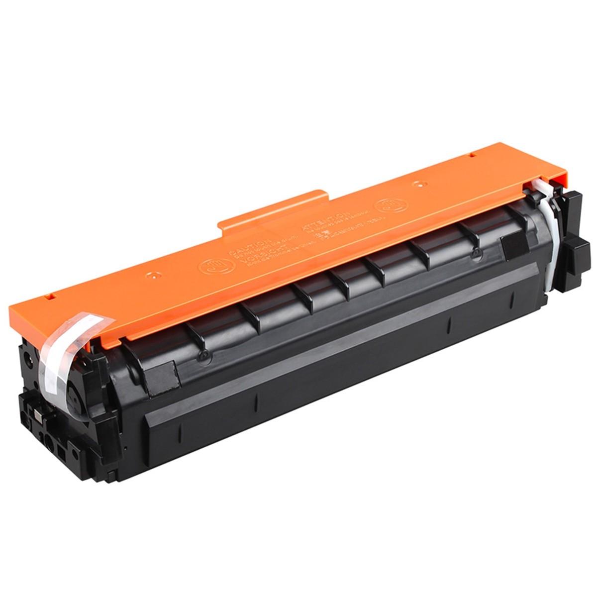 Toner compatível com HP CF513A CF533A - M154 M180 M181 154A 154NW 180N 180NW 181FW 900 Páginas - Magenta - Cartucho & Cia