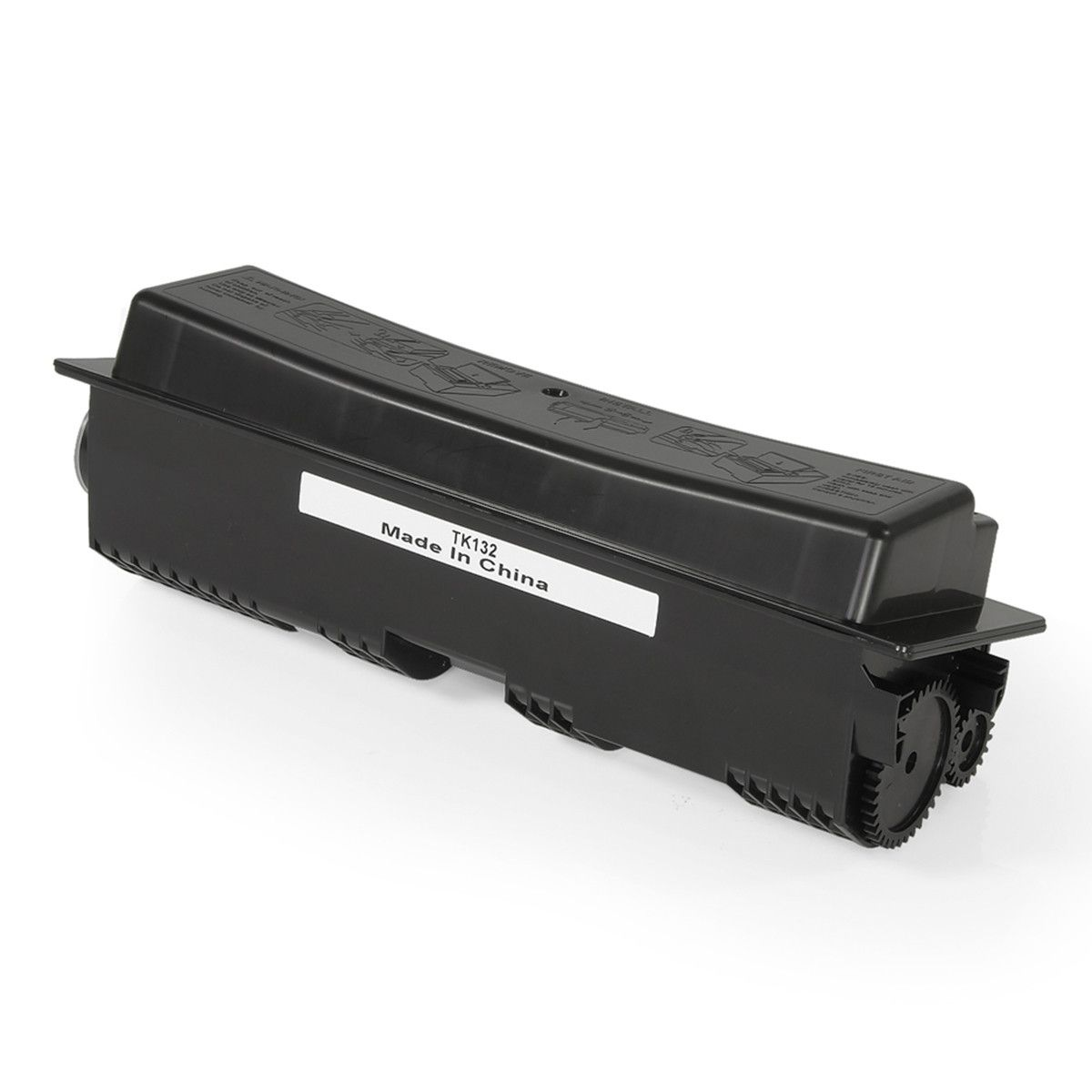 Toner compatível com KYOCERA TK172 TK170 FS1320D FS1370DN 7.200 Páginas -  Cartucho & Cia