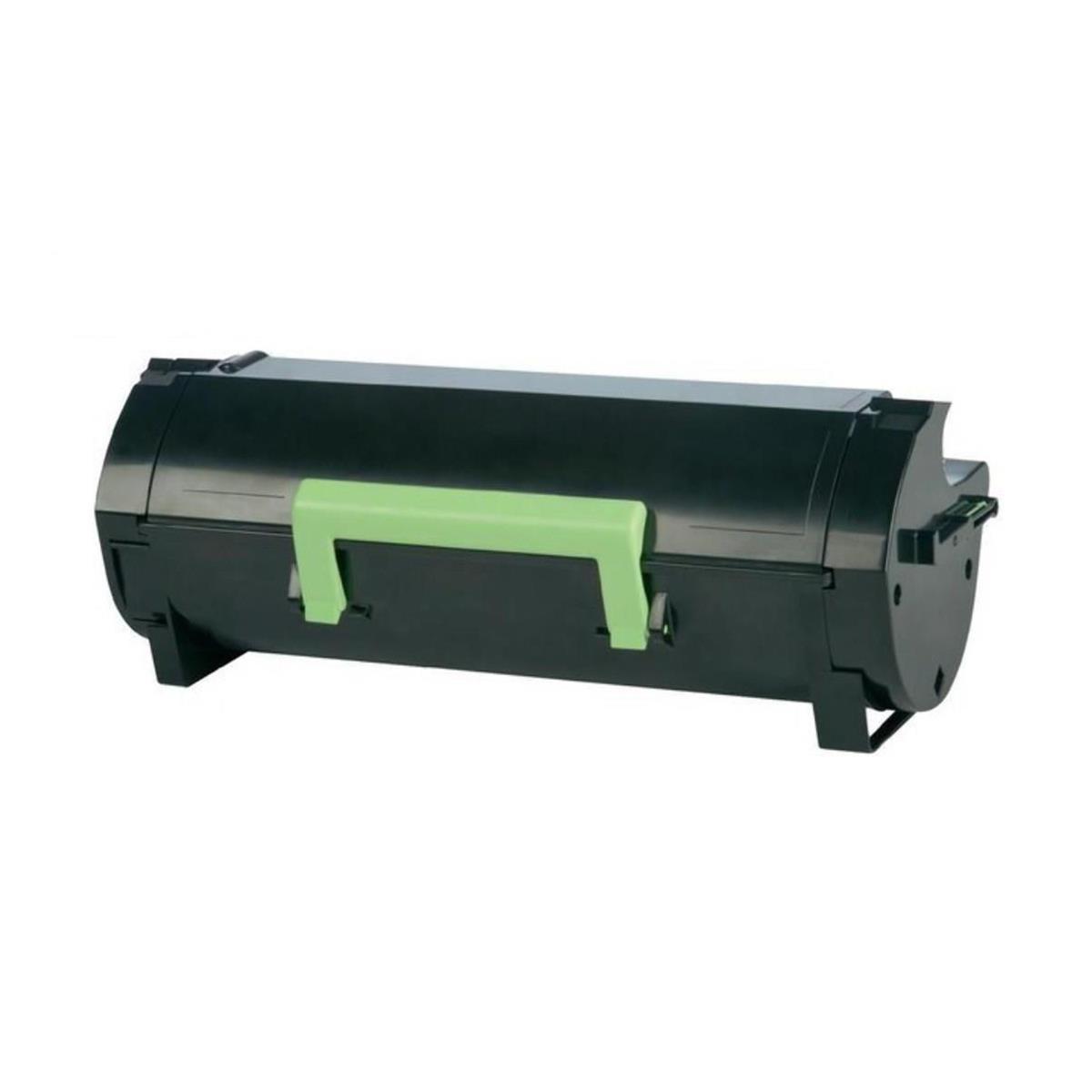 Toner compatível com Lexmark 624h MS710 MS711 MS810 MS811 45.000 Páginas - Cartucho & Cia