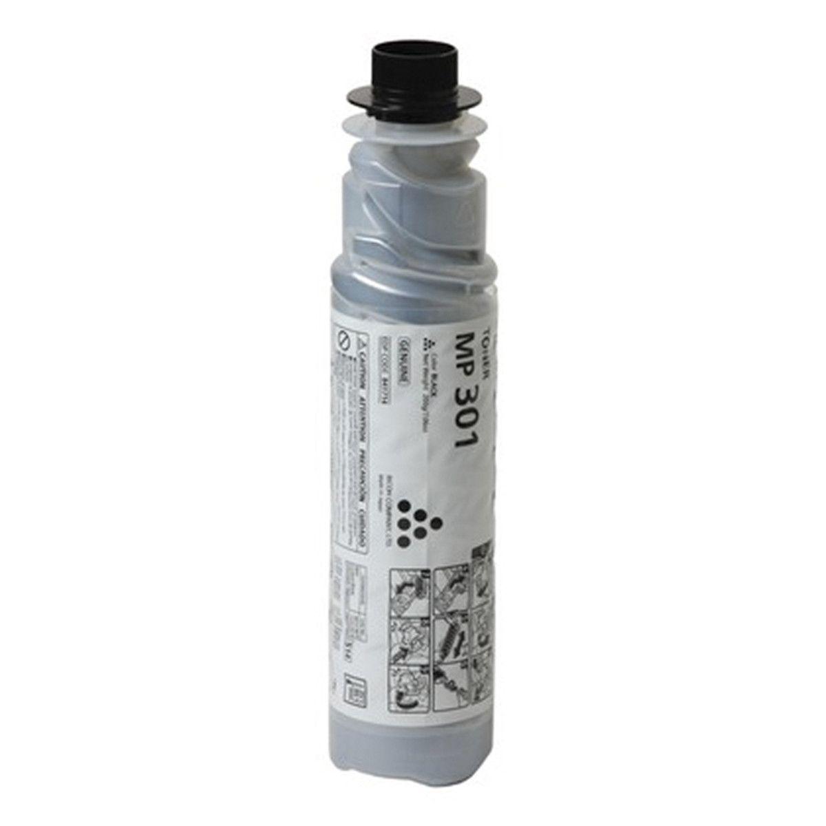 Toner compatível com RICOH AFÍCIO MP 301SPF MP301 301 220 g - Cartucho & Cia