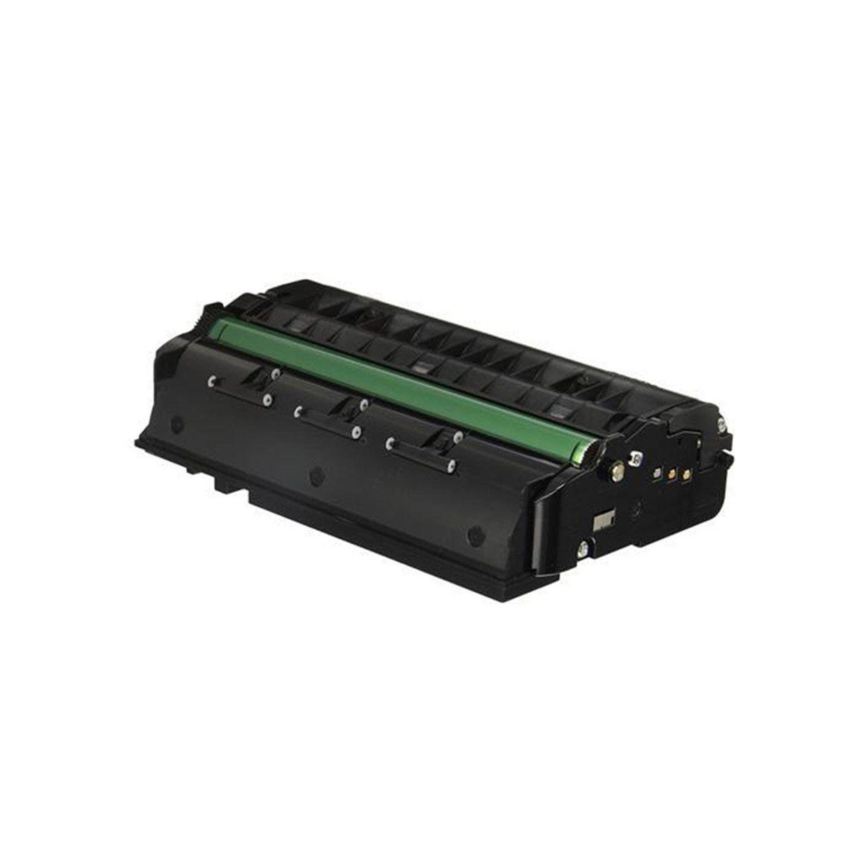 Toner compatível com RICOH SP377 SP377SFNWX SP377DNWX SP 377SFNWX SP 377DNWX 6.400 Páginas - Cartucho & Cia