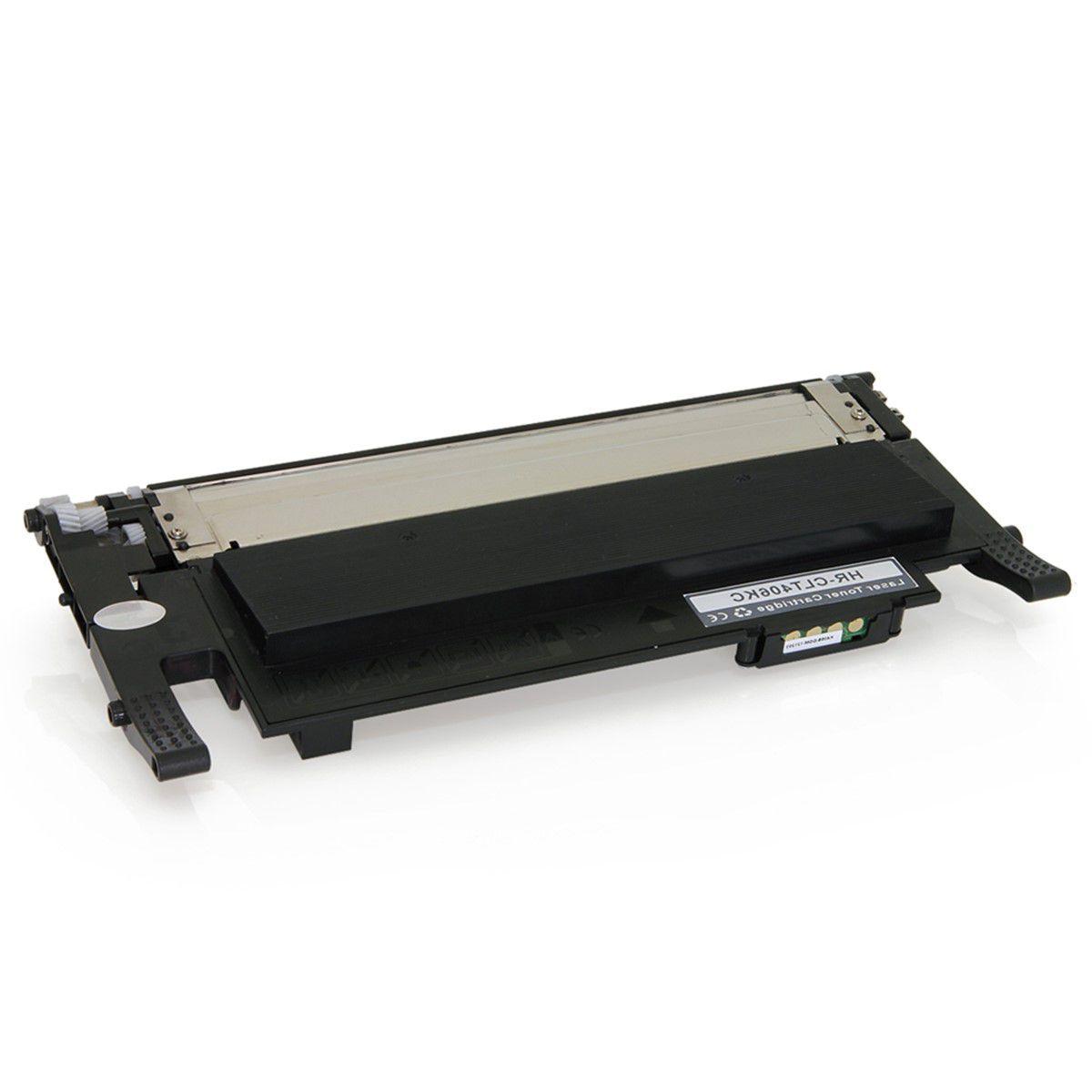 Toner compatível com SAMSUNG CLT-K409S CLTK409S Black 1.500 Páginas - Cartucho & Cia