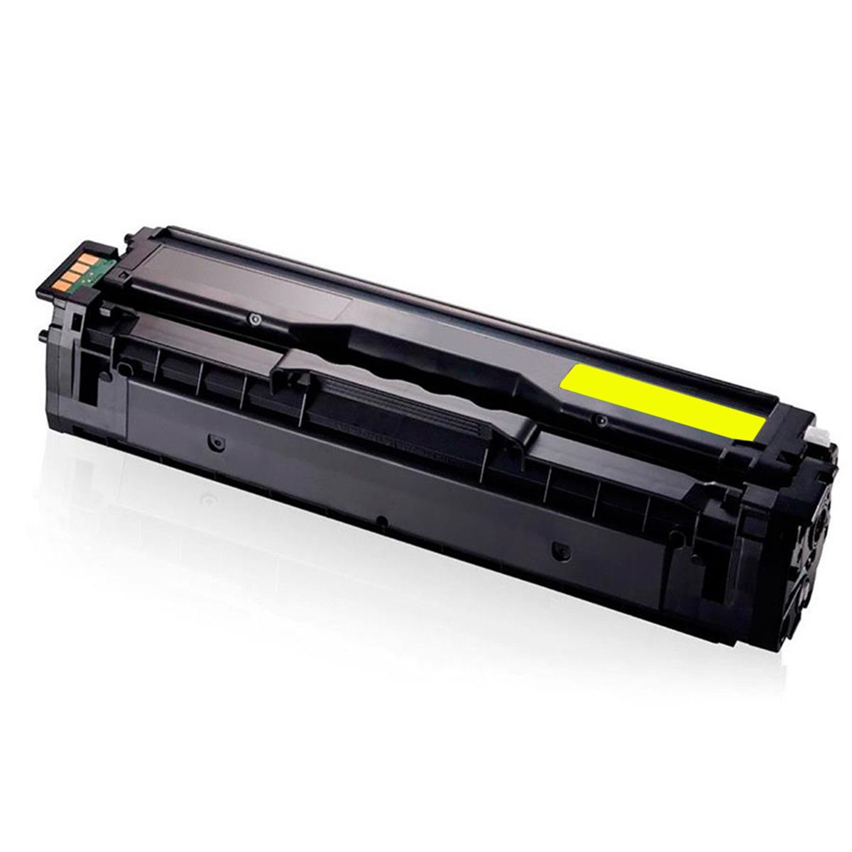 Toner compatível com SAMSUNG CLT-Y504S 504S CLP415NW CLX4195FN SL-C1810W Yellow 1.800 Páginas - Cartucho & Cia