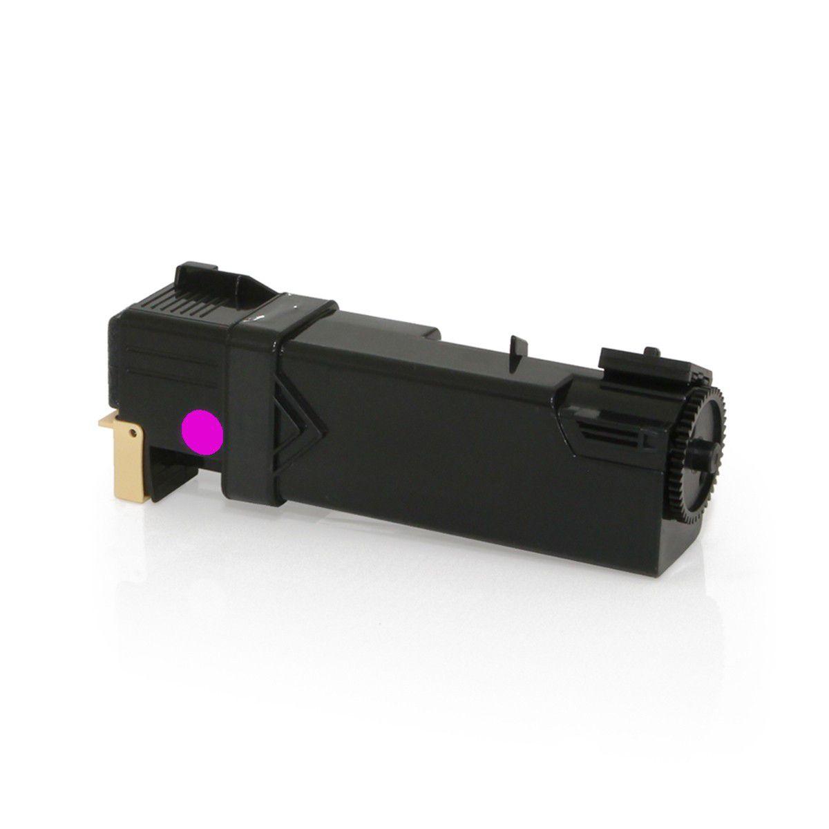 Toner compatível com XEROX WORKCENTRE 6505 PHASER 6500 106R01595 Magenta 2.500 Páginas - Cartucho & Cia