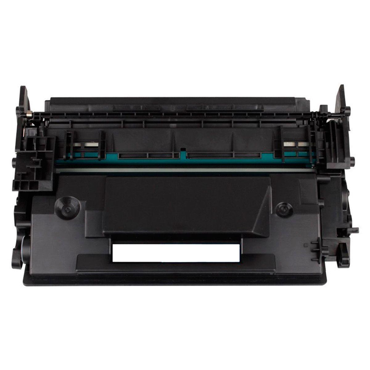 Toner Compatível HP CF287A CF287AB 9.000 Páginas - Cartucho & Cia