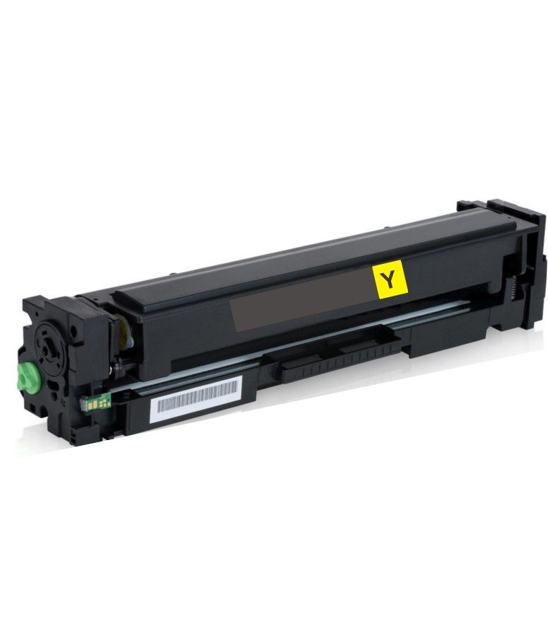 TONER COMPATÍVEL COM HP CF402A 201A CF402AB M252DW M277DW M252 M277 Yellow 1.400 Páginas - Cartucho & Cia