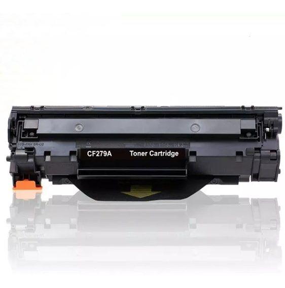 Toner Compatível HP CF279A 79A 1.000 Páginas - Cartucho & Cia